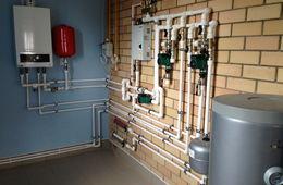 Монтаж газового отопления под ключ Голицыно