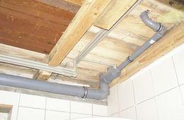 Монтаж канализации на даче под ключ Голицыно