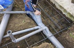 Монтаж канализации в частном доме под ключ Голицыно
