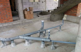 Монтаж канализации в коттедже под ключ Голицыно