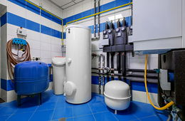 Монтаж водоснабжения в коттедже Голицыно