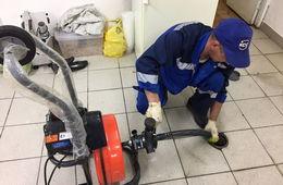 Прочистка канализации в частном доме Голицыно