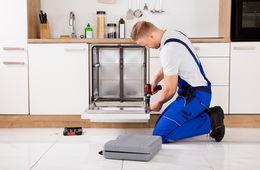 Установка бытовой техники на кухне Голицыно