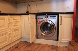 Установка встраиваемой стиральной машины Голицыно